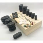 Hot stone massage kit 60 pieces