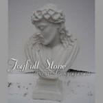 KB-021, Greek Bust Sculpture