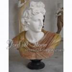 KB-052, Roman Apollo Marble Bust