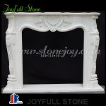 FG-062, White Fireplace Surround