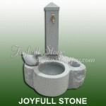 GFW-122, Granite Trough Fountain