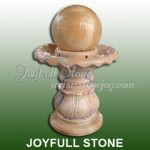 GFB-011, Marble Fortune Ball Fountain