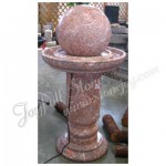 GFB-205, Onyx Red Marble Fountain