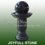 GFB-201, Black marble ball fountain