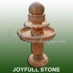 GFB-121, Decorative marble fountain