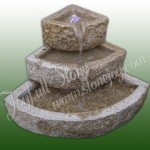 GW-142-1, Decorative Stone Fountain