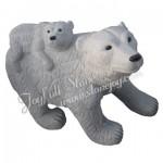 KA-141, Granite Bear Carvings