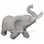 KA-714, Elephant Statues