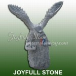 KE-152, Granite Eagle Sculpture