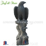 KE-163, Granite Eagle Statues