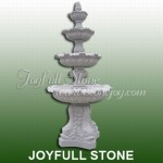 GFS-091, 4 Tiers granite fountain