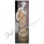 GFS-046, Marble water fountain