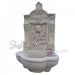 GFQ-049, Travertine wall fountain