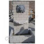 GFQ-417, Wall fountain with lion face