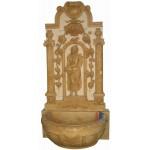 GFQ-014, Yellow marble wall fountain