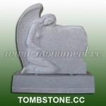 MS-001, Grey Granite Angel Monuments