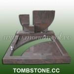 MK-010, European Style Tombstone