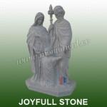MS-300, Granite Religious statues