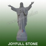 MS-314, Religious Stone Statues