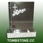 MB-011, Book style headstone