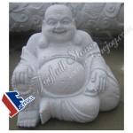 KF-247, Granite Happy Buddha Statue