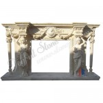 FS-064, Antique Mantel Designs