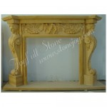 FS-210, Free Standing Fireplace Surround