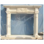 FC-110, Columned Marble Mantels