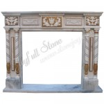 FC-217, Indoor Fireplace Freestanding