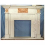 FC-461, Contemporary Fireplace
