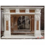 FC-457, Indoor Used Fireplace Frame