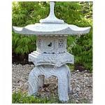 GL-043, Japanese stone lantern