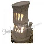 GL-426, granite stone lanterns