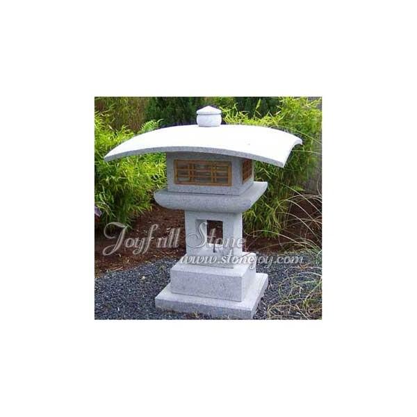 Japanese Stone Lantern For Sale