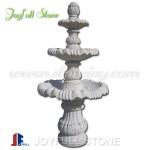 GF-106, Classical 3 tiers stone fountain