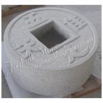 GFW-204, Japanese garden stone bowl