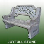 GT-030, Caved garden stone benches