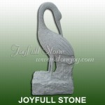 KE-377, Stone bird sculpture