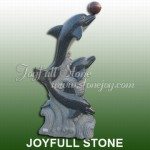 KY-041, Dolphin sculpture