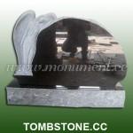 MS-020, Granite Angel Tombstone