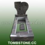 MK-007, Aurora granite tombstone