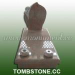 MK-015 pierre tombale de granit