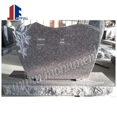 MU-487, Pink granite monuments