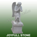 MS-374, White marble statue