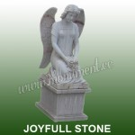 MS-376, Marble statue