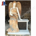 MS-041, Carved marble memorials
