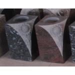 MA-314, Granite vases