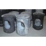 MA-315, Granite candlestick