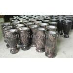 MA-301, Cemetery granite vases
