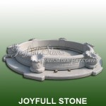 GFP-150, Granite Fountain pool surround